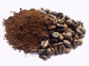 Pellet di caffè