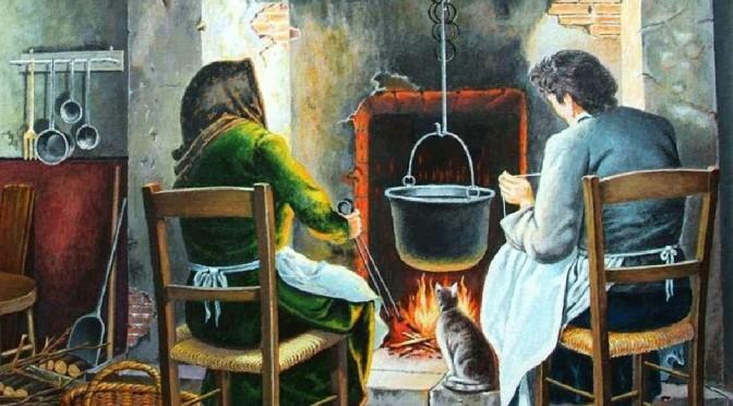Come cucinare nel camino acqualagnacamini blog - Camino per cucinare ...