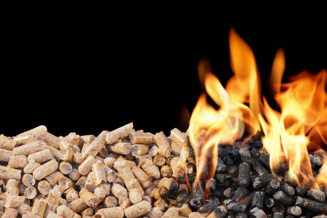 Consigli per conservare e stoccare il pellet