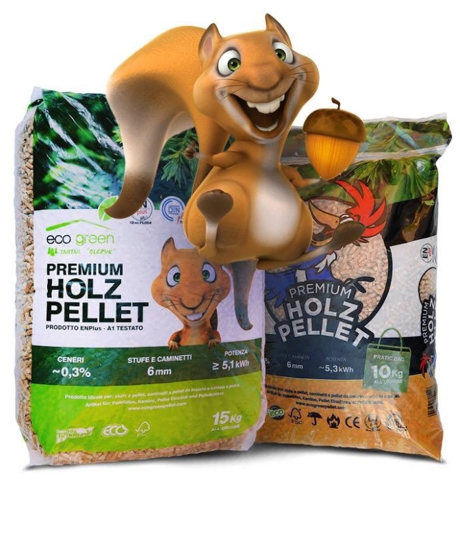 OFFERTA pellet EcoGreen!